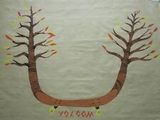 VOLCOM surf skateboard snowboard PROMOTIONAL POSTER PRINT #9 ~LIMITED EDITION~!!