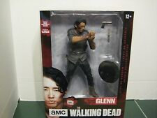McFarlane The Walking Dead Glenn Figure 10 inch with Stand  AMC TV Series