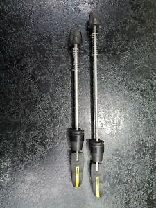 Pair Of Composite Mavic Crossmax Quick Release QR Skewers Retro