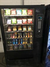 Vending Machine With Chiller For Sale Used