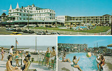 The Colonial Hotel and New Motor  Lodge Cape May New Jersey   #D29