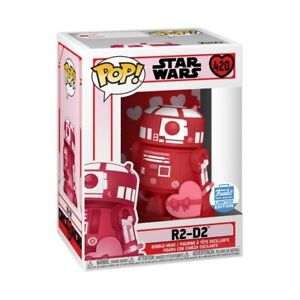 FUNKO POP R2D2 (VALENTINES EDITION) - STAR WARS 54129 [Confirmed Order]