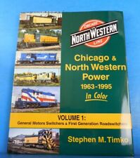 Microscale Decal N  #60-963 Chicago /& North Western Hood Diesel and Switcher Str