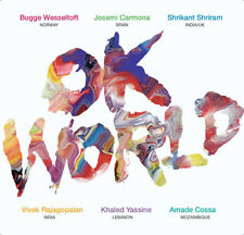 Bugge Wesseltoft : OK World CD (2014) ***NEW***
