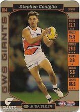 2017 Teamcoach Gold / Silver (104) Stephen CONIGLIO Greater Western Sydney