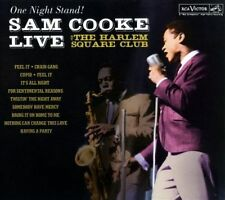 1 CENT CD One Night Stand! Live At The Harlem Square Club - Sam Cooke