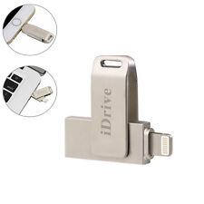 16GB iDrive Metal U Flash Disk USB Erinnerung Sticks für iPhone /iPad/iPod/PC