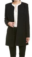 Karl Lagerfeld Paris Black Tweed Jacket Blazer Size Small NWT
