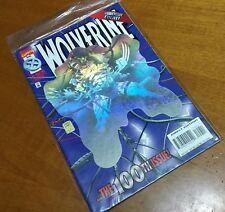 #100 Wolverine The 100th issue (1995) - Marvel collectible comic book very rare