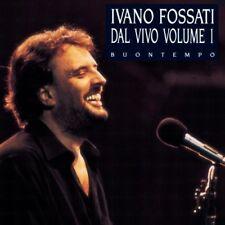 IVANO FOSSATI - BUONTEMPO - CD SIGILLATO 1993
