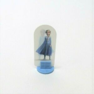 Disney Frozen II Splash Match Game Replacement Parts Pieces- Elsa Figure & Stand