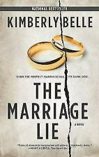 The Marriage Lie by Belle, Kimberly