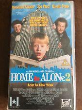 HOME ALONE 2 VIDEO