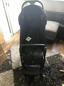 Silver Cross Clic Stroller, Black - NEW & BOXED