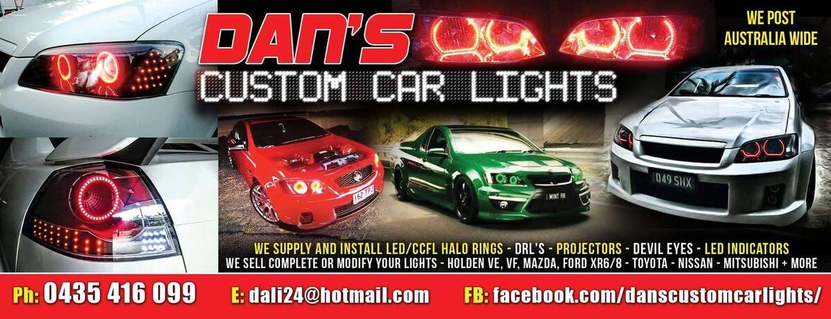 Dan's Custom Car Lights