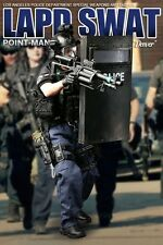 "DID 1/6 Scale 12"" LAPD Police SWAT Point-Man Denver Action Figure MA1006"