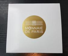 France Coffret Officiel Monnaie de Paris BE 8 Pièces + 10€ Argent 2012
