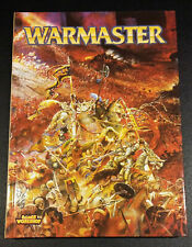 Warmaster - Manuale delle Regole - ANNO 2000