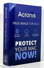 Acronis True Image for Mac - 1 Mac  Retail Package CD KEY @NEW@