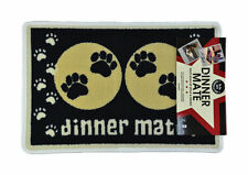Pet Rebellion Dinner Mate Dog Food Bowl Mat - Various Colours