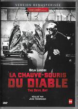 La chauve-souris du diable - Dvd - Comme neuf