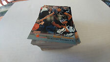 1995 Classic Basketball Complete Set 1-100