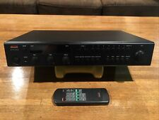 Vintage Adcom Gtp-450 2 Ch Stereo Tuner / Preamplifier Tested Mint remote & box
