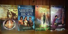 LUNA Mixed Fantasy Books - Susan Krinard,Michelle Hauf,Gail Dayton,Robin D Owens