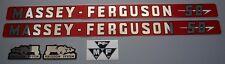Massey-Ferguson MF 50 MF50 Tractor Basic Decal Set