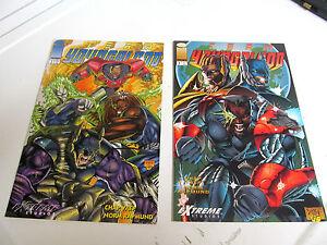 LOT 2 * IMAGE COMICS * YOUNGBLOOD * 1993 # 1 &  # 2.  F/F