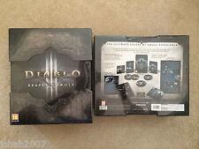 Diablo 3 Reaper of Souls Edición de Coleccionistas Juego de PC Nuevo Sellado ** Aspecto **