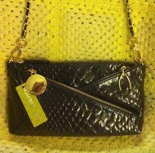 REDUCED!! Gianni Bini Dark Blue Shoulder/Crossbody/Clutch Handbag