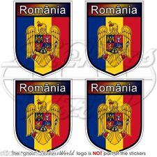 Rumänien Schild rumänischer Rumania pegatina de vinilo aufkleber 50mm X4