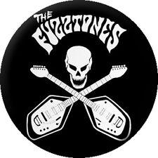 CHAPA/BADGE THE FUZZTONES . garage sonics gonn cramps standells cynics lyres