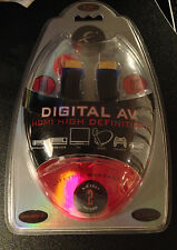 High Definition HDMI Digital AV cables by Ethereal--Same day Shipping Available