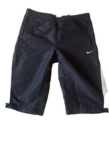 boys nike swimming trunk size small