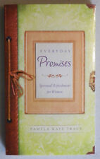 Everyday Promises, Christian Gift Book, Bible Scripture Verse, Devotional Reader
