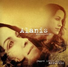 ALANIS MORISSETTE - JAGGED LITTLE PILL ACOUSTIC 2 VINYL LP NEW!