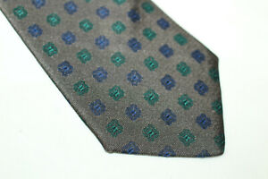 ANSELMO DIONISIO Silk tie Made in Italy F17731