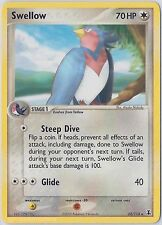 Swellow 13/106 RARE EX DELTA SPECIES Pokemon NM Buy1 get 3 @50% OFF!