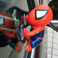Red Auto part Spider-man Doll Lovely Car Interior Decoration Accessories