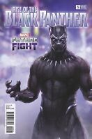 Rise of the Black Panther #5 Game Variant (Marvel, 2018) NM