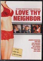Love Thy Neighbor (DVD, 2003) Roy Scheider   RATED R