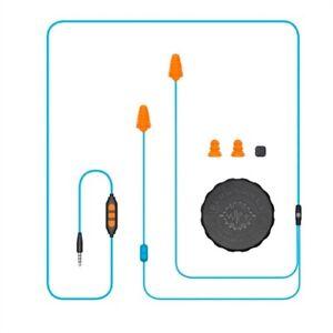 PLUGFONES Earplugs & Earphones-in-One GUARDIAN PLUS SERIES PGP-UO