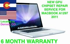 "REPAIR SERVICE A1297 - MacBook Pro Laptop 17"" Early & Late 2011 - NEW GPU"