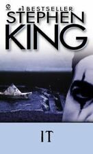 It by Stephen King (1987, Paperback, Reprint)