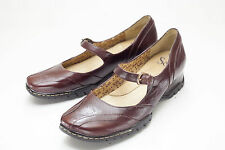 Sofft 7 Burgundy Mary Jane Women's Shoes