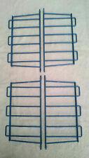4x STRING REGAL LEITER Paar NEU aus altem Lagerbestand 60er Jahre Seitenteile.