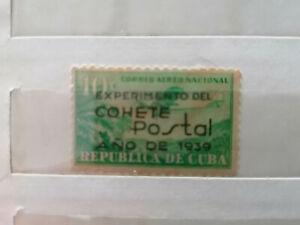Sellos de Cuba(**) Yvert № 31
