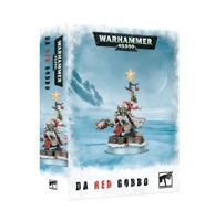 Da Red Gobbo Warhammer 40K Christmas Goblin